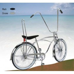 "26 "" Deluxe Beach Cruiser Bicycle"