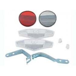 4 Piece Assorted Reflector Set